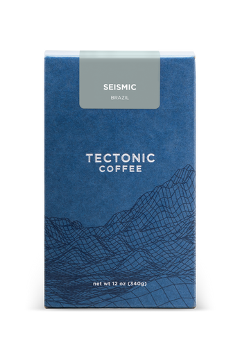 Seismic - Dark Roast Single Origin - Brazil