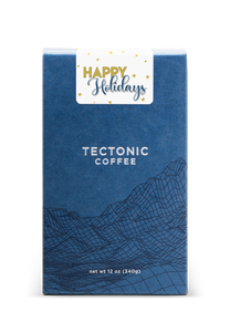 Tectonic Blend With Stars Label