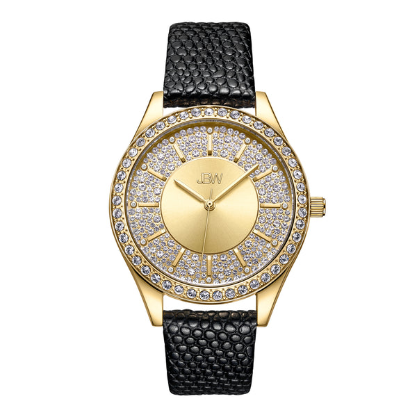 JBW Women's Mondrian Diamond & Crystal Watch - boutq.com