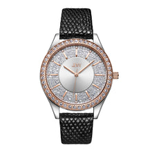 Load image into Gallery viewer, JBW Women's Mondrian Diamond & Crystal Watch