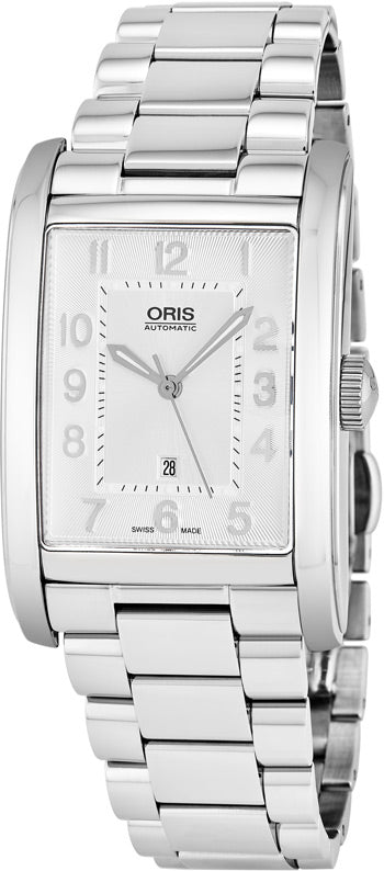 Oris Rectangular Men's Watch Model 56176934061MB