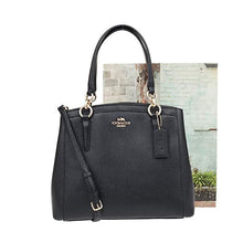 Load image into Gallery viewer, COACH WOMEN'S LEATHER HAND SHOULDER BAG F57847