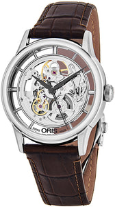 Oris Artelier Men's Watch Model 73476844051LS - boutq.com