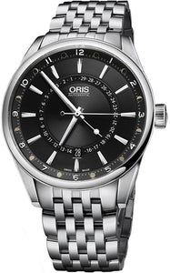 Oris Artix Pointer Date Moon Men's Watch Model 76176914054MB