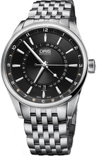 Load image into Gallery viewer, Oris Artix Pointer Date Moon Men's Watch Model 76176914054MB - boutq.com