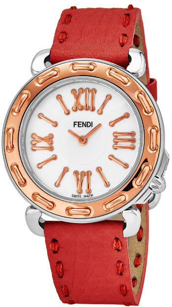Fendi Selleria Ladies Watch Model F8002345H0.SSNB - boutq.com