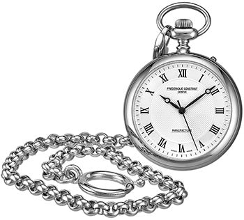 Frederique Constant PocketWatch Men's Watch Model FC700MC6PW6 - boutq.com