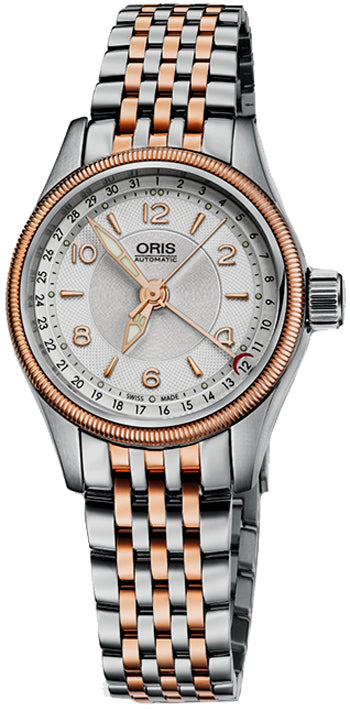 Oris Big Crown Pointer Date Ladies Watch Model 59476804331MB