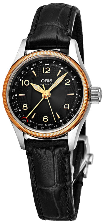 Oris Big Crown Pointer Date Ladies Watch Model 59476804334LS76 - boutq.com