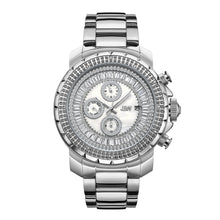 Load image into Gallery viewer, JBW Men's Titus Metal Diamond Watch