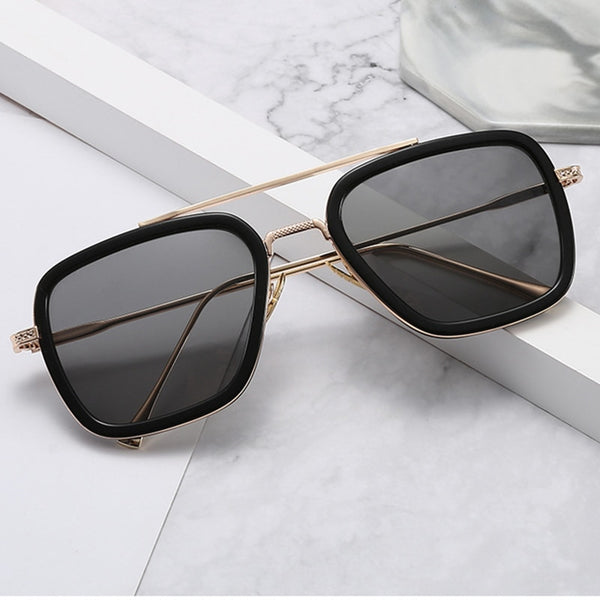 Luxury Steampunk Men Sunglasses - boutq.com