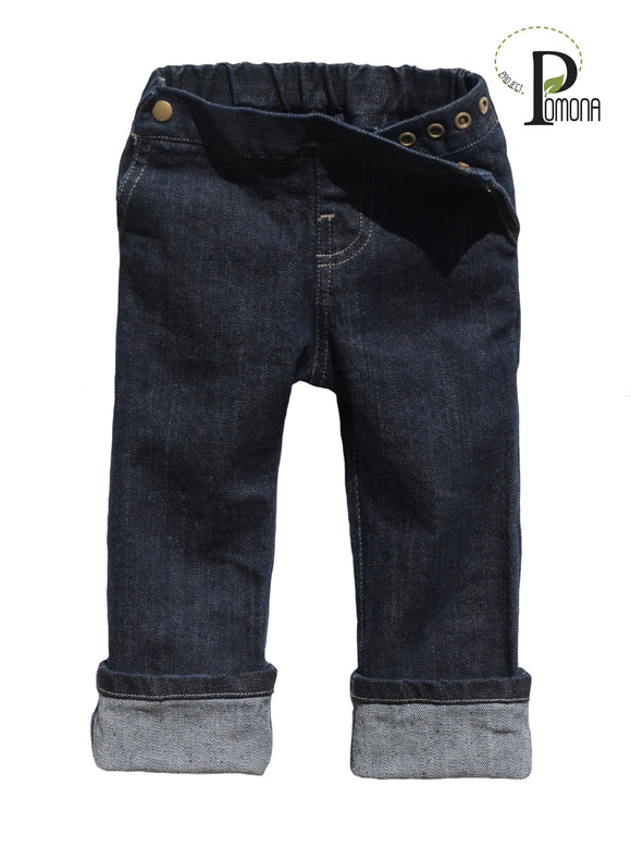 PreOrder! Deep Indigo 'Wash House' Jeans (ECO)