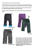 Project Pomona TRAD Fit Pants PDF Pattern