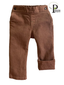 'Wash House' Colored Stretch Denim Jeans (ECO/TRAD)
