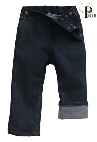 Project Pomona ECO Fit Stretch Indigo Denim Jeans