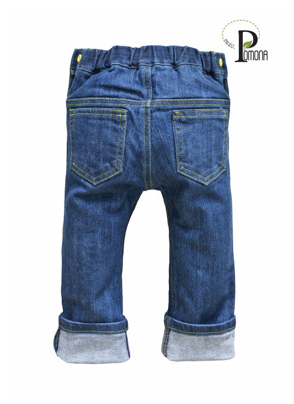 'Sunshine' Stretch Denim Jeans (ECO/TRAD)