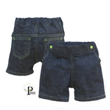 ECO Fit Adjustable Waist Denim Shorts (options)
