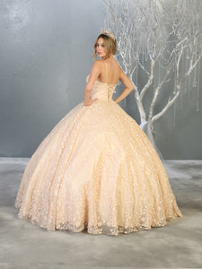 Gorgeous Wholesale Quinceanera Ball Gown- LA150
