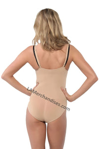 Bodysuit Full Body Bikini Bodysuit Tummy Belt Shapewear-