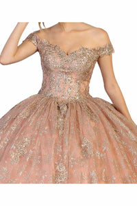 Princes Quinceanera Ball Gown And Plus Size