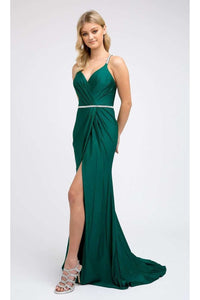 Simple & Sexy Prom Dress JT233 - Green / XS - Dress