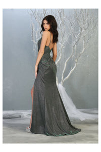 Spaghetti Strap Evening Dress LA1730 - Dress