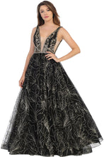Load image into Gallery viewer, Stunning Prom Evening Gown - LA7780 - 4