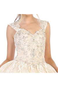 Timeless Quinceanera Ball Gown LA131 - Dress