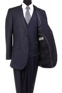Ultra Slim Fit 3 Piece Men's Suit - LA154SA - Mens Suits