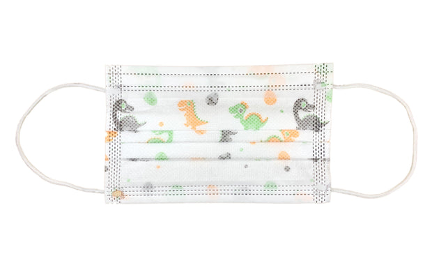 Orange River® Kids (5-12) ATSM Level 2 Disposable Face Masks - 50 Pack, Suggested Retail Price: $17.99