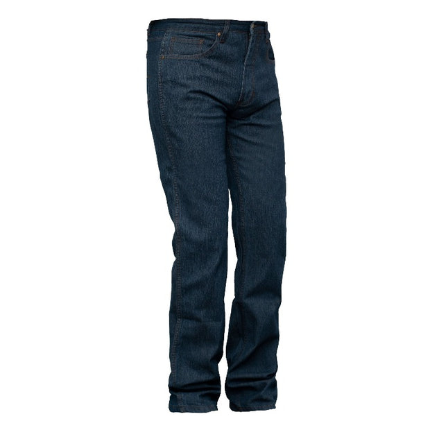 Men's Stretch Jeans Comfort Fit, Dark Blue,  style: August, Suggested Retail Price $35