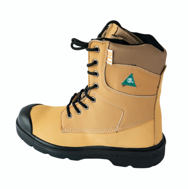Steel Toe Work Boots, Style: Team
