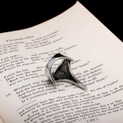 Viking Claw Beak Fang Ring