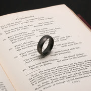 Viking Ancient Elder Futhark Stainless Steel Rune Ring
