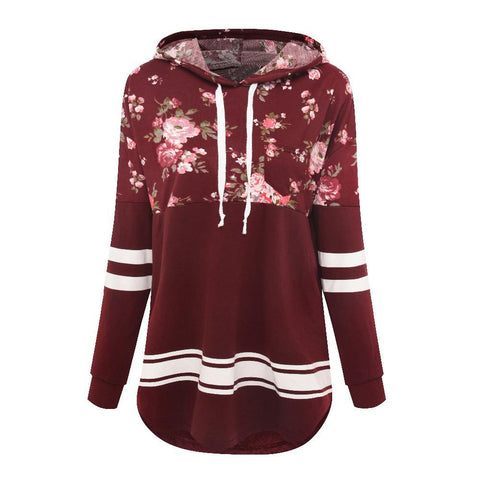 Women Casual Hoodies Long Sleeve