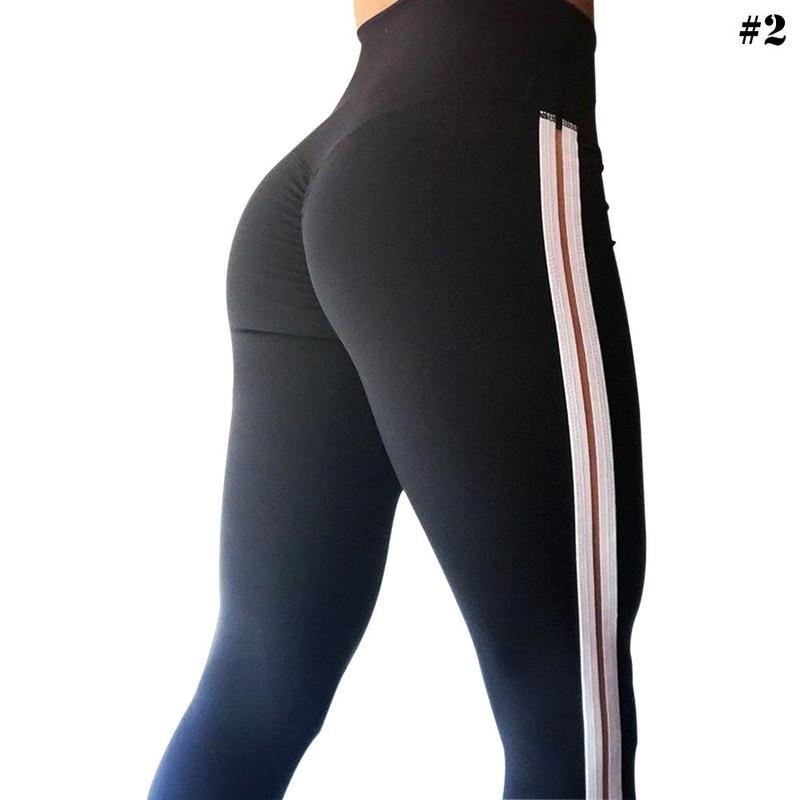 Yoga Pants Running