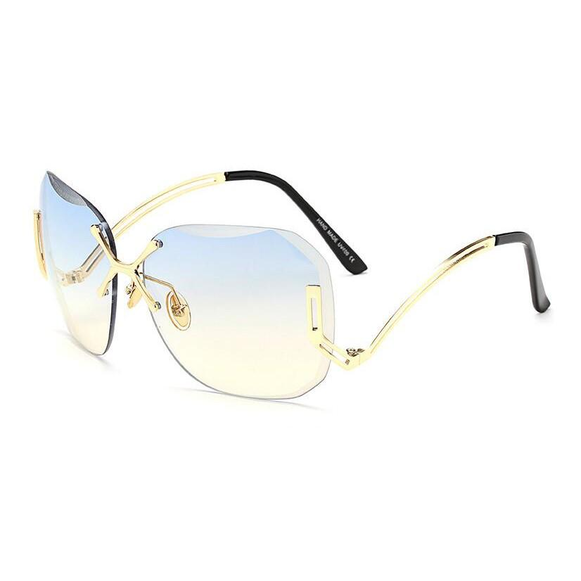 Vintage Coating Sunglasses