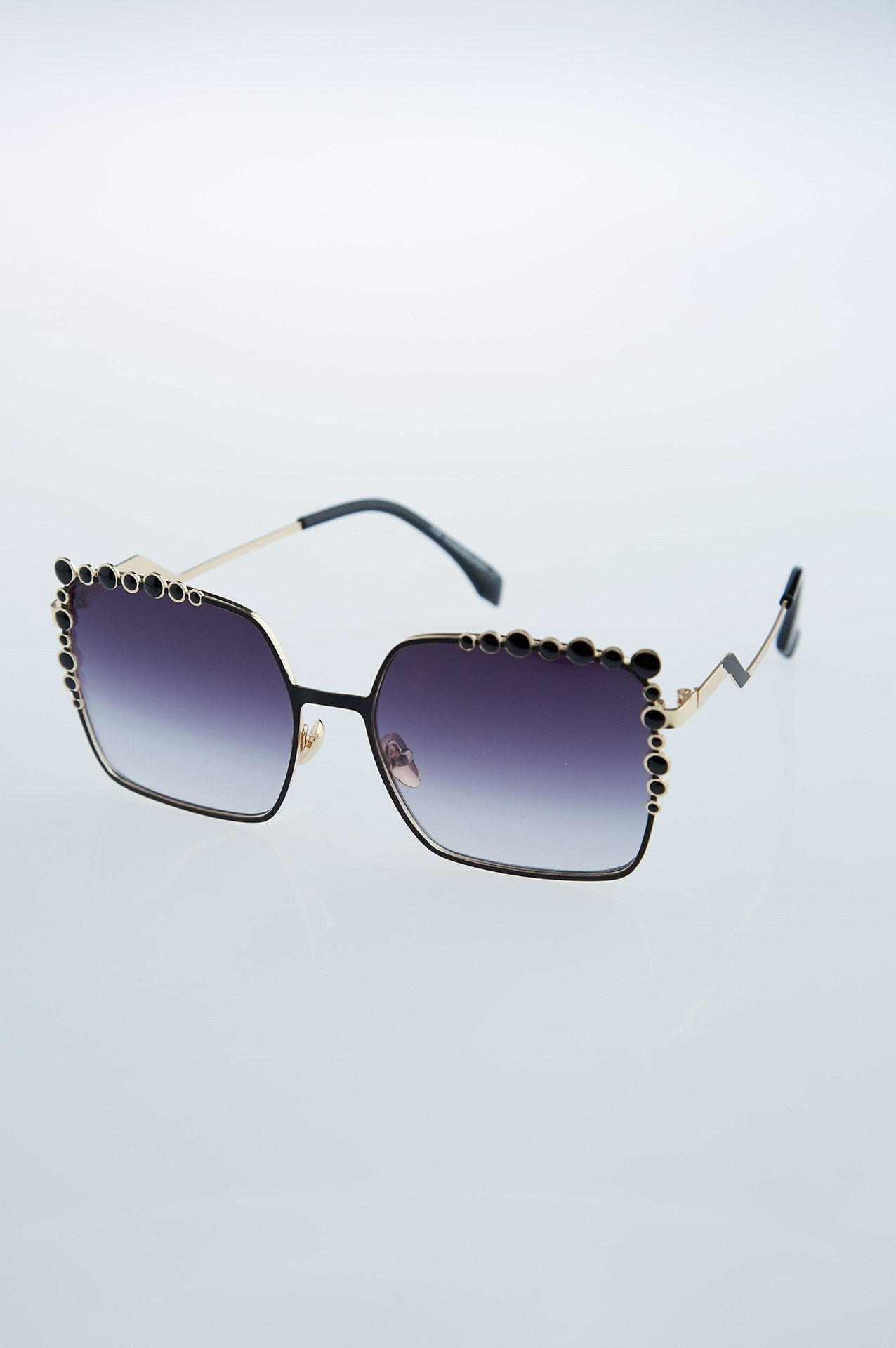 Detailed Black Sunglasses