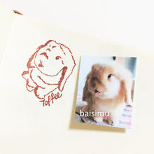 Load image into Gallery viewer, Customized pet stamp