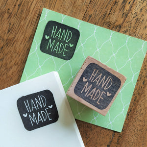 Craft ink pad for rubber stamps