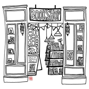 Vector PDF Printable art - Melbourne Book Shop