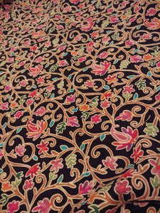 Kashmiri ari Embroidered stole