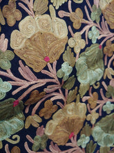 Load image into Gallery viewer, Artistic  Kashmiri Ari embroidered stole