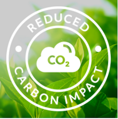 Impact Collective Carbon Impact Seal
