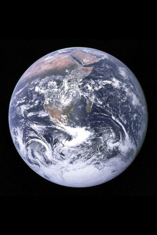 Picture of the planet earth