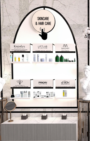 MASAMI Mekabu haircare in Beautyque 3D e-commerce site