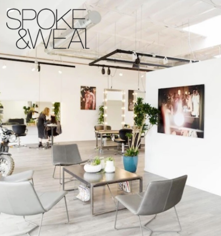 Spoke & Weal Salon