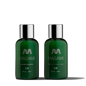 Travel Size Shampoo and Conditioner
