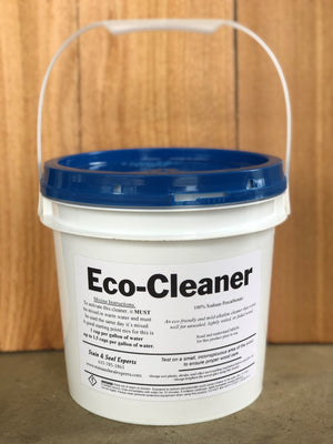 Eco Cleaner | Oxygenated Wood Bleach - Stain & Seal Experts Store
