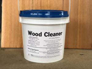 Wood Cleaner | Stain Lifter - Stain & Seal Experts Store